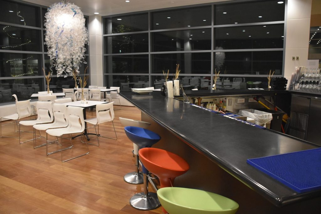 Cafe and Cafe bar